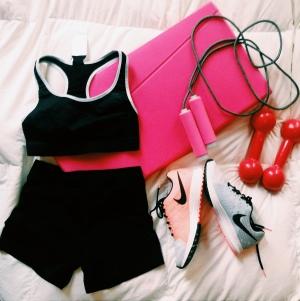 instagram - ma tenue de sport