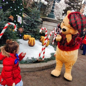 Je veux aller à Disneyland Paris